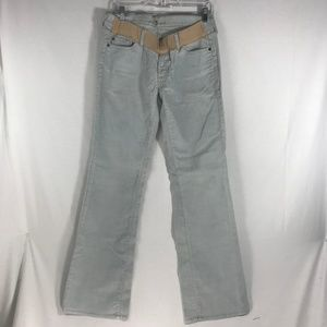 7 For all mankind Maternity Corduroy Flare jeans